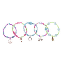 Miracle charm friendship bracelets