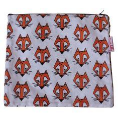 Foxy loxy zipper pouch