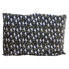 Lightning pillowcase