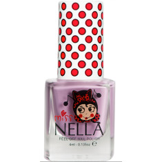 Peel off kids' nail polish in bubble gum (non toxic)