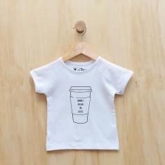 Mumma's reason for coffee t-shirt