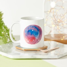 Personalised Birthday Constellation Mug