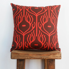 Boheme safari cushion