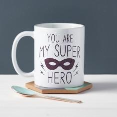 You Are My Super Hero Dad Mug