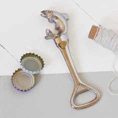 Leaping Fish Bottle Opener