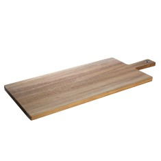 Classic large rectangle paddle serving board