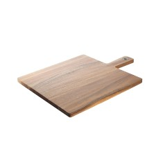 Classic extra large square paddle serving board