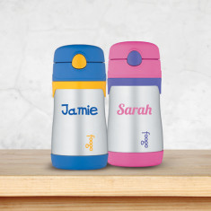 Foogo Personalised Water Bottle