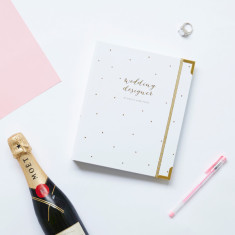 Wedding Planner Organiser Book