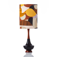 Large Electra table lamp in jagger
