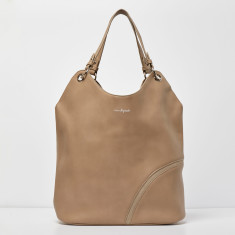 Lotus Vegan Leather Tote (Various Colours)