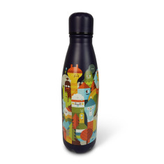Character City Water Bottle