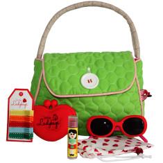 Isabella handbag shopping gift pack