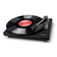 ION Audio Compact LP Turntable - Black