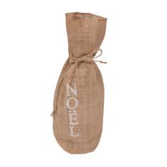 Noël Wine Bag