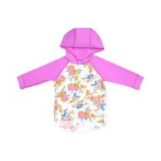 Tallulah baby hooded suntop