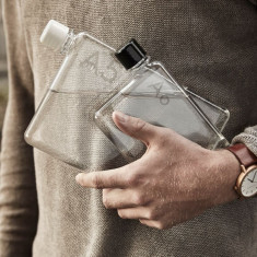 Memobottle slimline water bottle