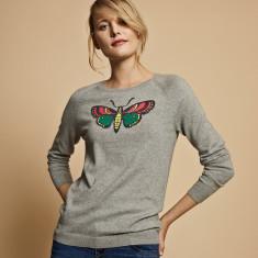 Fleur - cotton cashmere jumper