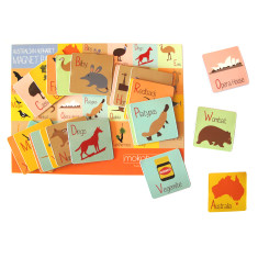 Australian alphabet magnets (set of 26)