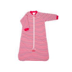 Longsleeve 3.0 tog baby sleeping bag red