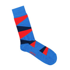 Lafitte large triangle socks (various colours)