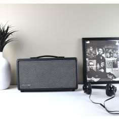 HolySmoke Bluetooth Retro Speaker - Birdwood in Black & White (BUY 1 GET 1 FREE)