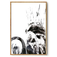 Urban Grunge wall art print