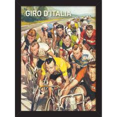 Giro d'Italia 1960 Print