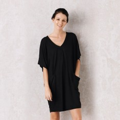 Bomba Tunic In Black