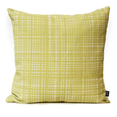 Speargrass Cushion Cover in Lemon (The Australian Collection)