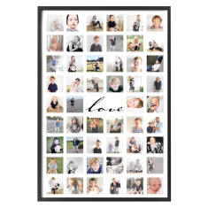 Personalised Photo Print with Word / Phrase