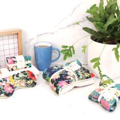 Heat Pillow, Eye Mask & Soap Pamper Gift Set