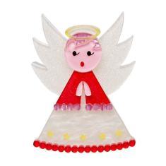 Erstwilder Nanna's little angel brooch