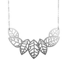 Silver Birch Necklace