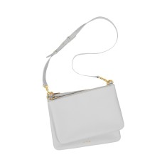 Duo cross body bag in storm