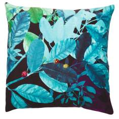 Ghost Teal cushion