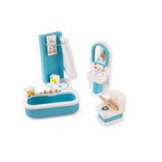 Tidlo toy bathroom set