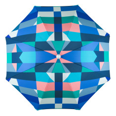 Prismatic Beach Umbrella