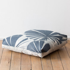 Daintree & Flowering Gum floor cushion