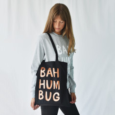 Bah Humbug Christmas Tote Bag