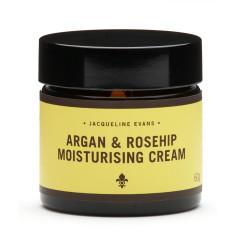 Argan & rosehip moisturising cream