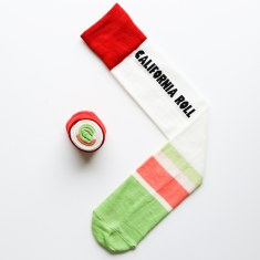 California Roll Sushi Socks