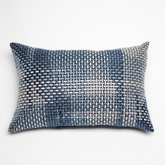 Jardin charcoal cushion