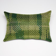 Jardin green cushion