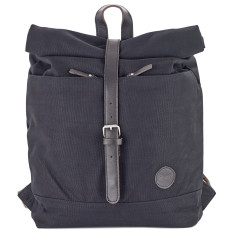 Enter Accessories classic roll top backpack (various colours)