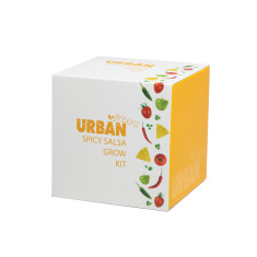Urban Greens Spicy Salsa Grow Kit