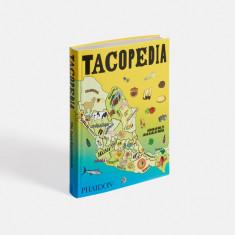 Phaidon Press Tacopedia cook book
