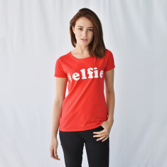 Elfie Women's Christmas Tee