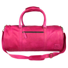 Duffle in hollywood pink