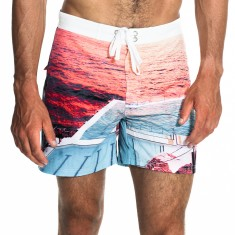 Bondi Sunrise mid-length boardshorts